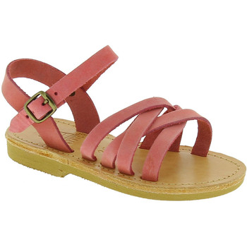 Buty Dziewczynka Sandały Attica Sandals HEBE NUBUK PINK Różowy