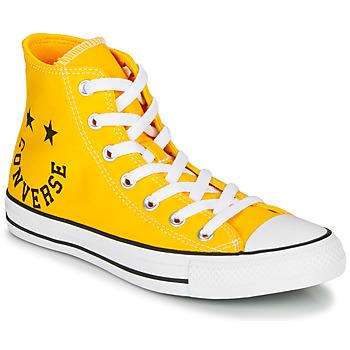 Buty Trampki wysokie Converse CHUCK TAYLOR ALL STAR - HI Yellow
