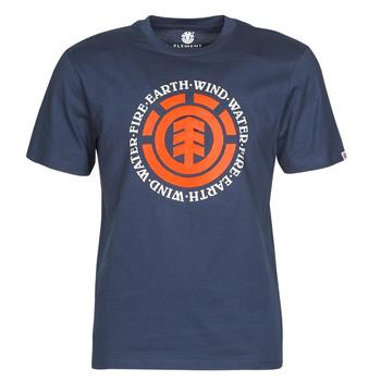 tekstylia Męskie T-shirty z krótkim rękawem Element SEAL Marine