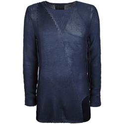 tekstylia Męskie Swetry Barbarossa Moratti  Niebieski