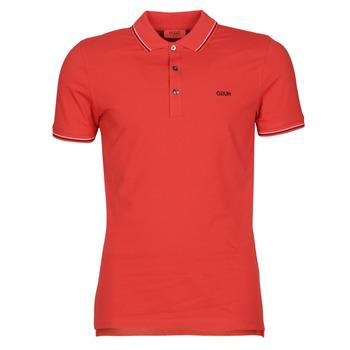 tekstylia Męskie Koszulki polo z krótkim rękawem HUGO DINOSO 202 Czerwony