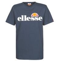 tekstylia Damskie T-shirty z krótkim rękawem Ellesse ALBANY Marine