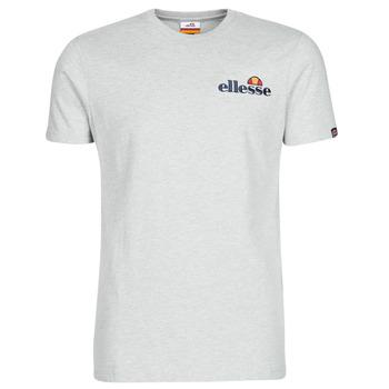 tekstylia Męskie T-shirty z krótkim rękawem Ellesse VOODOO Szary