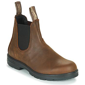 Buty Buty za kostkę Blundstone CLASSIC CHELSEA BOOTS 1609 Brązowy