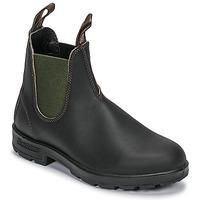 Buty Buty za kostkę Blundstone ORIGINAL CHELSEA BOOTS 520 Brązowy / Kaki