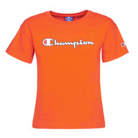 tekstylia Damskie T-shirty z krótkim rękawem Champion KOOLATE Czerwony