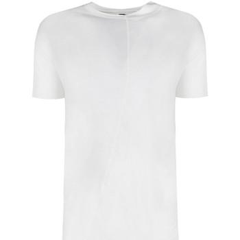 tekstylia Męskie T-shirty z krótkim rękawem Barbarossa Moratti  Biały