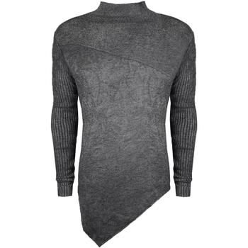 tekstylia Męskie Swetry Barbarossa Moratti  Szary