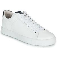 Buty Męskie Trampki niskie Blackstone RM50 Biały