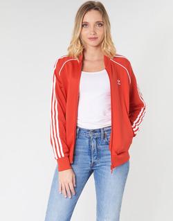 tekstylia Damskie Bluzy dresowe adidas Originals SS TT Czerwony / Luxuriant