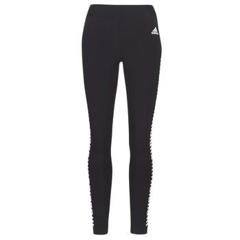 tekstylia Damskie Legginsy adidas Performance MHE GR TIGHTS Czarny