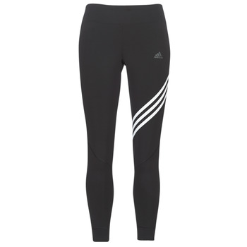 tekstylia Damskie Legginsy adidas Performance RUN IT TIGHT Czarny