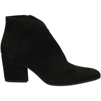 Buty Damskie Low boots Pomme D'or CAMOSCIO nero