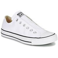 Buty Damskie Trampki niskie Converse CHUCK TAYLOR ALL STAR SLIP CORE BASICS Biały