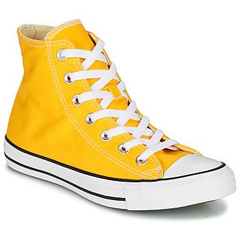 Buty Damskie Trampki wysokie Converse CHUCK TAYLOR ALL STAR SEASONAL COLOR Żółty