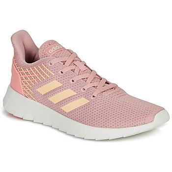 Buty Damskie Bieganie / trail adidas Performance ASWEERUN Różowy