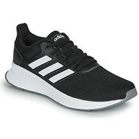 Buty Damskie Bieganie / trail adidas Performance RUNFALCON Czarny / Biały