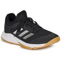 Buty Męskie Buty halowe adidas Performance COURT TEAM BOUNCE M Czarny / Biały
