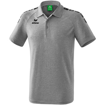 tekstylia Koszulki polo z krótkim rękawem Erima Polo  5-C Essential gris