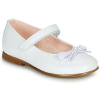 Buty Dziewczynka Baleriny Pablosky  Biały