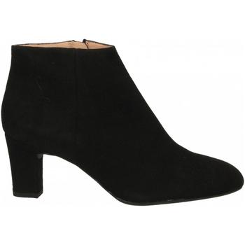 Buty Damskie Low boots Unisa MUSAKA KS black