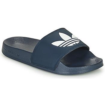 Buty klapki adidas Originals ADILETTE LITE Niebieski