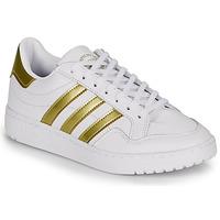 Buty Damskie Trampki niskie adidas Originals MODERN 80 EUR COURT W Biały / Złoty