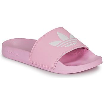 Buty Damskie klapki adidas Originals ADILETTE LITE W Różowy