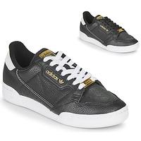 Buty Damskie Trampki niskie adidas Originals CONTINENTAL 80 Czarny