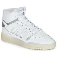 Buty Męskie Trampki wysokie adidas Originals DROP STEP Biały