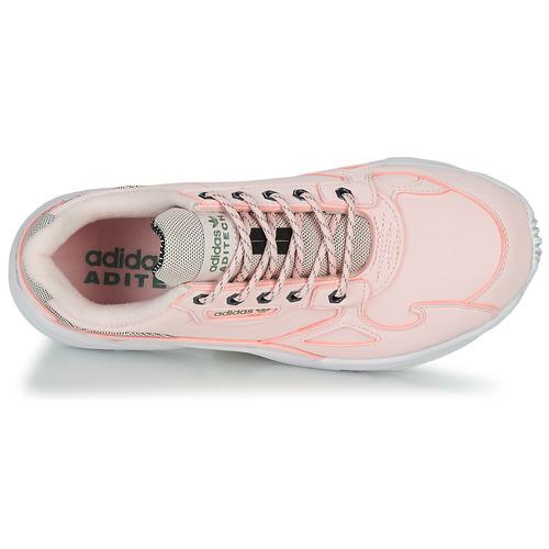 Adidas Originals Falcon W Różowy - Bezpłatna Dostawa- Buty Trampki Niskie Damskie 30730 Najniższa Cena