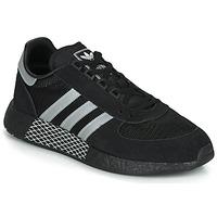 Buty Trampki niskie adidas Originals MARATHON TECH Czarny / Biały