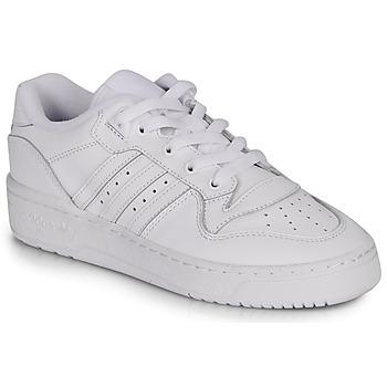 Buty Damskie Trampki niskie adidas Originals RIVALRY LOW W Biały