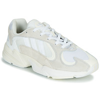 Buty Męskie Trampki niskie adidas Originals YUNG 1 Biały