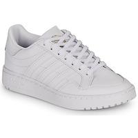 Buty Dziecko Trampki niskie adidas Originals Novice J Biały