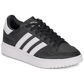 Buty Dziecko Trampki niskie adidas Originals Novice J Czarny / Biały