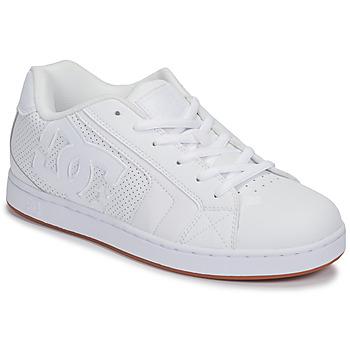 Buty Męskie Trampki niskie DC Shoes NET Biały