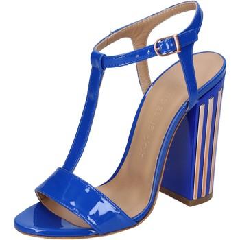 Buty Damskie Sandały Marc Ellis sandali vernice blu