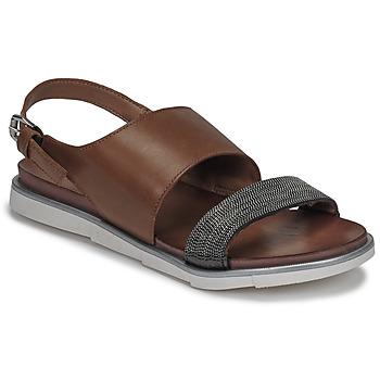 Buty Damskie Sandały Mjus CATANA Brązowy