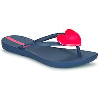 Buty Dziewczynka Japonki Ipanema MAXI FASHION Niebieski / Różowy