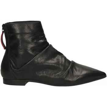 Buty Damskie Low boots Poesie Veneziane VELVET nero