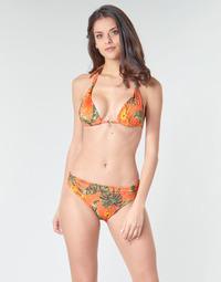 tekstylia Damskie Bikini: góry lub doły osobno Banana Moon NIKO BANANAS Pomarańczowy