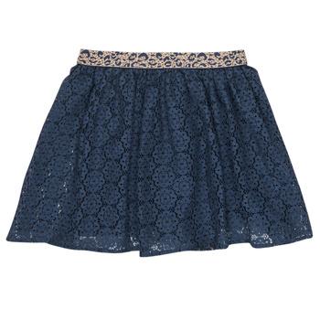 tekstylia Dziewczynka Spódnice Ikks JOEL Marine