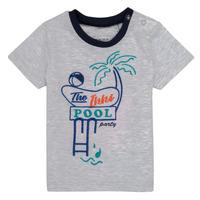 tekstylia Chłopiec T-shirty z krótkim rękawem Ikks LISIANA Szary