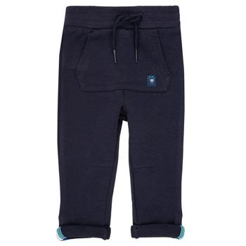 tekstylia Chłopiec Spodnie dresowe Ikks LIVALI Marine
