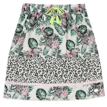 tekstylia Dziewczynka Spódnice Kaporal JANET Zielony