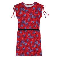 tekstylia Dziewczynka Sukienki krótkie Kaporal JUNE Czerwony