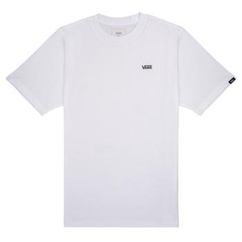 tekstylia Chłopiec T-shirty z krótkim rękawem Vans BY LEFT CHEST Biały