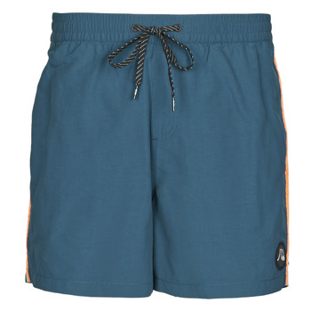 tekstylia Męskie Kostiumy / Szorty kąpielowe Quiksilver BEACH PLEASE Niebieski
