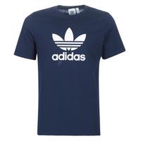 tekstylia Męskie T-shirty z krótkim rękawem adidas Originals ED4715 Marine